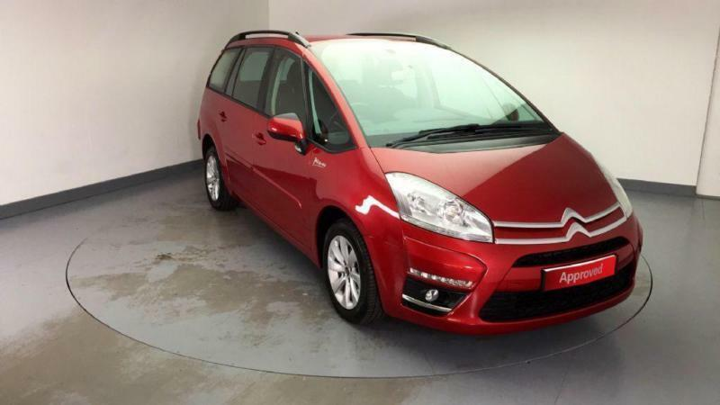 citroen c4 grand picasso 1 6 e hdi 110bhp airdream edition diesel 2013 62 in wandsworth. Black Bedroom Furniture Sets. Home Design Ideas