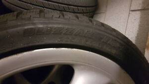 NEW PRICE Winter Tires, rims for Porsche Carrera 911 or Boxter