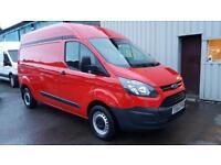 OUTSTANDIG VAN..2015 Ford Transit Custom 2.2TDCi ECOnetic 290 L1H2