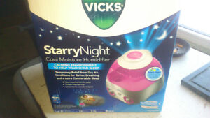 VICS KIDS HUMIDIFIER