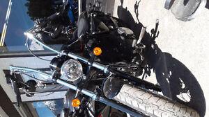 Harley-Davidson  Fourty-Eight Sportster