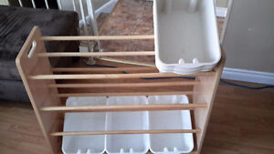 Two Toy Organizer Shelves Shelf Edmonton Edmonton Area image 3