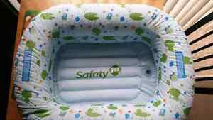 Safety 1st kirby blow up tub