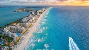 Christmas in Cancun - Fiesta Americana Grand Coral Beach