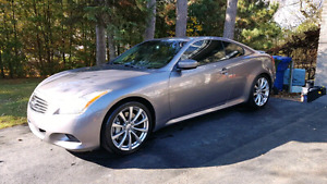 Infiniti G37s coupe 2008 manuelle