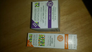 ANDALOU facial products UNOPENED