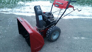Sno-Power Plus By MTD SnowBlower