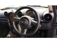 2015 Mini Countryman 1.6 Cooper with 3720 worth of Manual Petrol Hatchback