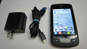 UNLOCKED LG Optimus One Android cellphone