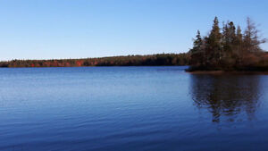 lakefront lots in Arichat, Cape Breton