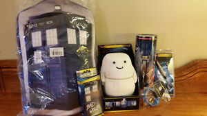 Doctor Who Collectibles - Unopened (sold separately or bundled)