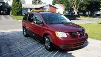 2009 Dodge Grand Caravan SE Stow&Go DVD Minivan