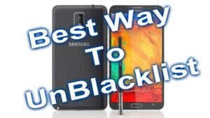 Blacklisted Phone Restore Service Very Cheap