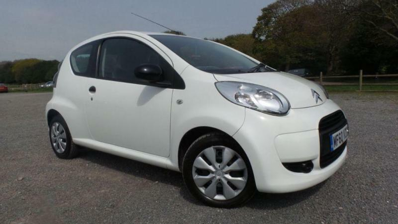2010 60 CITROEN C1 1.0 SPLASH 3D 68 BHP