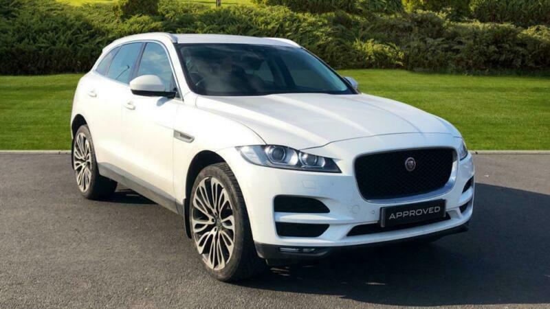 2016 Jaguar F Pace 2 0d Prestige 5dr Awd Automatic Diesel Estate In Hatfield Hertfordshire Gumtree