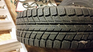 15 inch winter tires and rims St. John's Newfoundland image 1