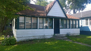 **CRYSTAL BEACH COTTAGE for sale-5 minute walk to the BEACH!!!