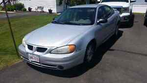 2004 pontiac grand am $1000