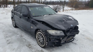 Parting out; 2009 BMW 335xi LOW KM!!! VERY clean!!! Twin Turbo