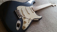 2007 Fender Stratocaster USA ''Standard'' (Charcoal)