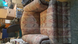Chair and matching couch