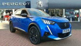 image for 2020 Peugeot 2008 100kW GT 50kWh 5dr Auto Electric Estate Estate Electric Automa