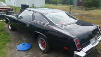 1977 Cutlass S and '75 Parts car w/ turning 350 Rocket