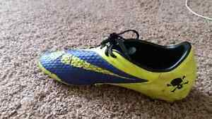 Hypervenom Nike soccer shoes  Kitchener / Waterloo Kitchener Area image 2