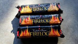 Presidents Choice Fireplace Logs