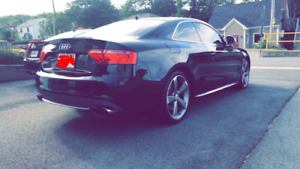 2009 Audi S5 (not A5 or s-line)