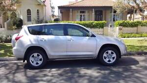 2007 Toyota RAV4 Wagon Crows Nest North Sydney Area Preview