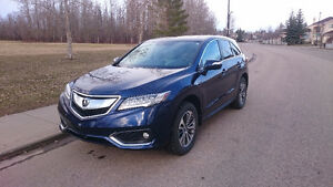 2017 Acura RDX Elite Must Go