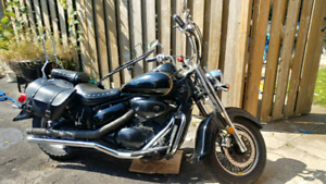 Motorcycles for sale or trade