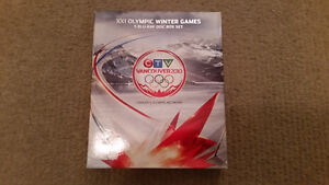 XXI 2010 Vancouver Olympic Winter Games, Blu-ray