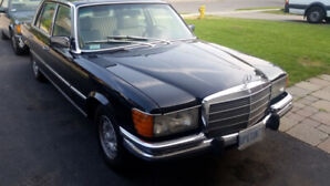 1977 Mercedes 450SEL 6.9 - For Sale