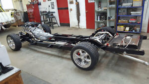 55-57 Chevy Car Custom Chassis - Easter Flash Sale!