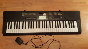 CASIO KEYBOARD CTK-2400 $100 REDUCED 85 NOW