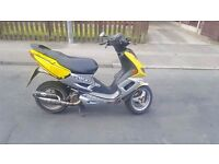2001 Peugeot speefight 2 50cc
