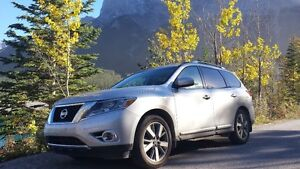 2014 ***Reduced*** Nissan Pathfinder Platinum Premium