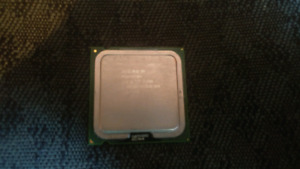 Intel Pentium 4 650 3.4GHz (Single Core)