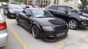 2000 audi tt quattro turbo AWD