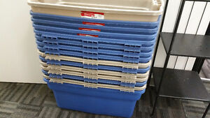 large storage containers - 102 litre