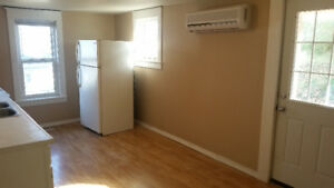 Large 1 bedroom Apt in convenient location. Available Jan. 1/18