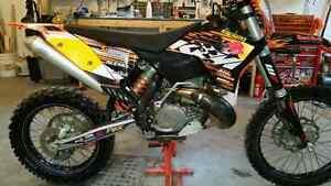 Ktm250xcw 2010  PRIX FIN DE SAISON