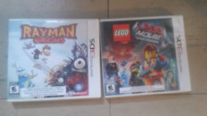 Lego the movies 3ds