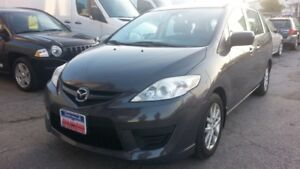2010 Mazda MAZDA5 GS, AUTO, ACCIDENT-FREE