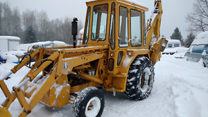 International Harvester Backhoe 3600 B