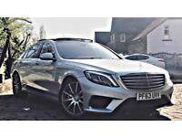 Mercedes-Benz S Class 5.5 S63 AMG L MCT (s/s) 4dr