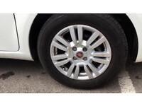 2017 Fiat Punto 1.2 Pop+ 5dr Manual Petrol Hatchback