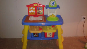 Fisher Price 'Play My Way' Activity Center with Two Bins